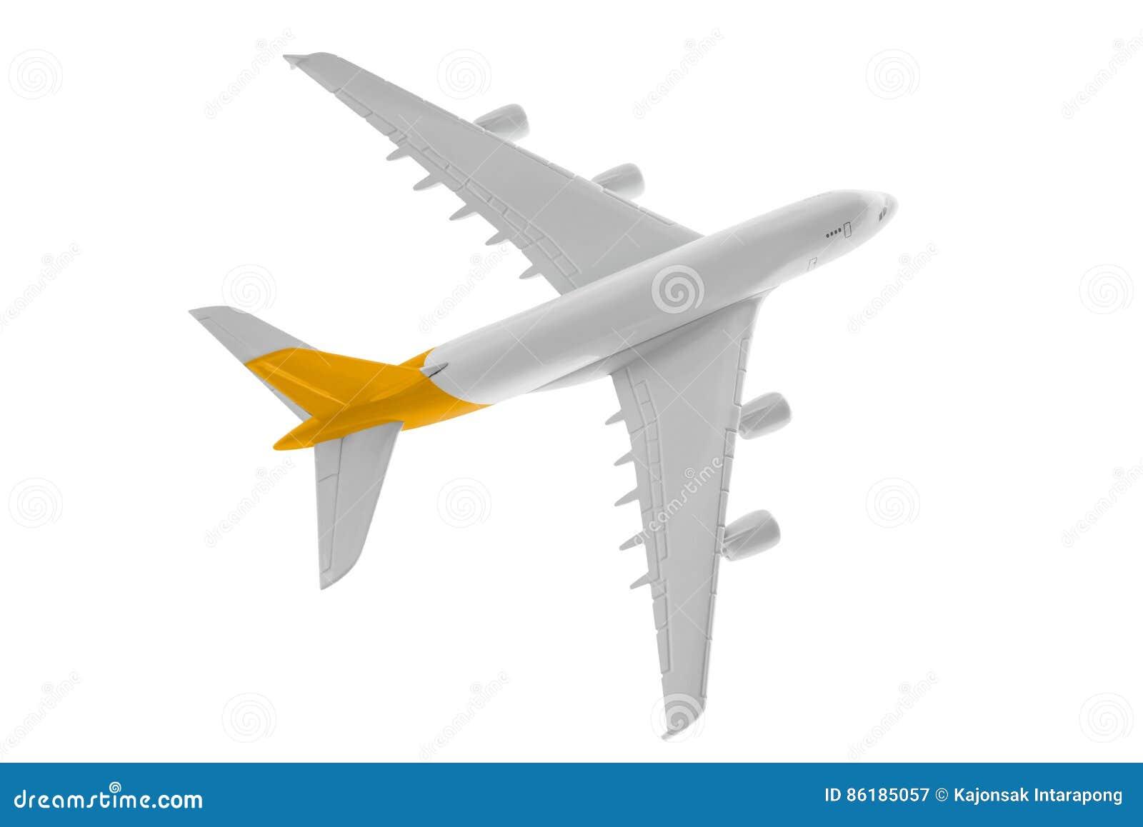 avion avec la couleur jaune image stock image du. Black Bedroom Furniture Sets. Home Design Ideas