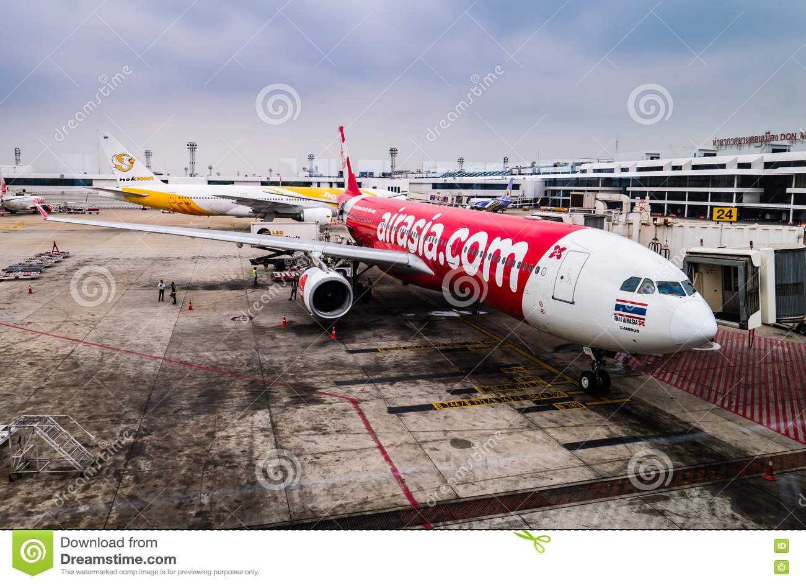 Avion d AirAsia