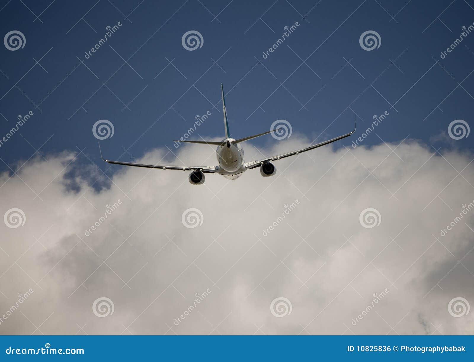 Avion de Boeing 737