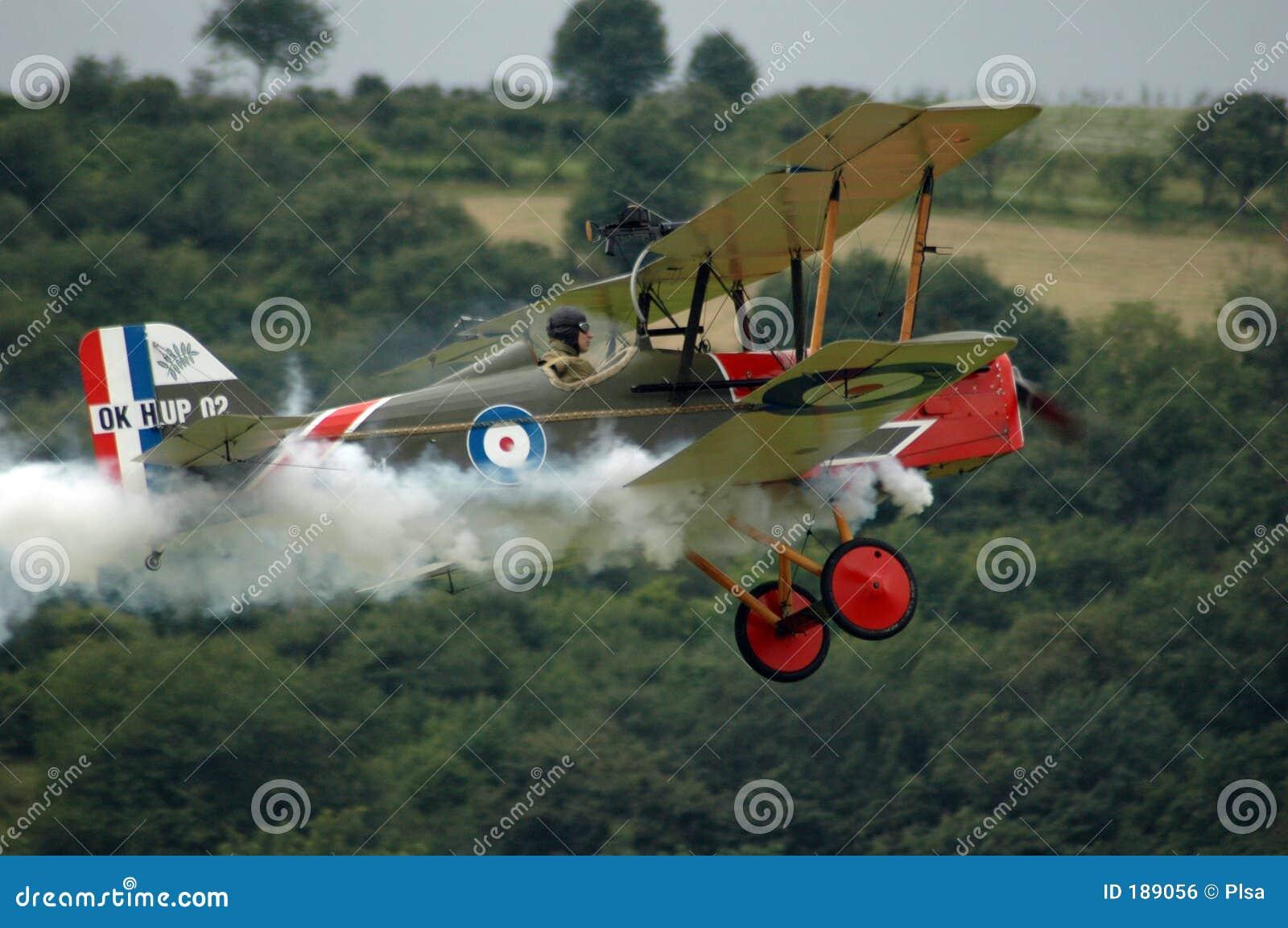 Avion de combat historique