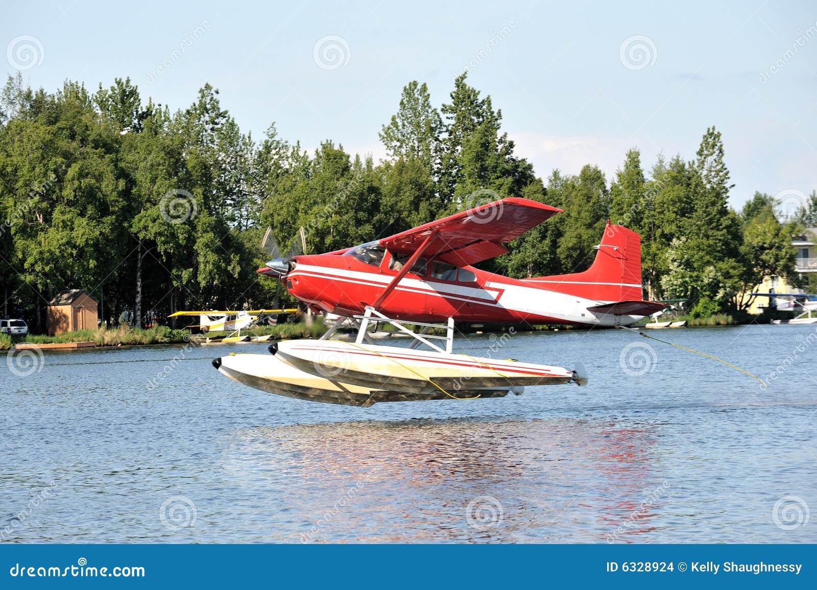 Avion de flotteur