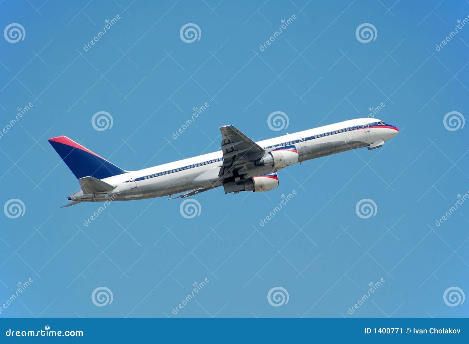 Avion de passagers de Boeing 757