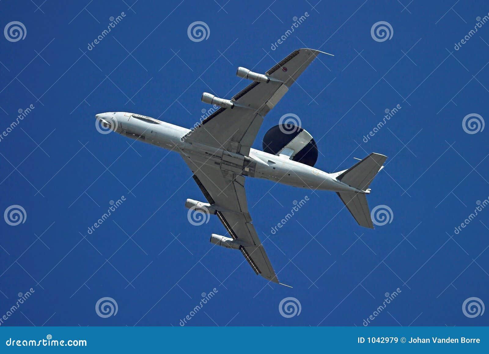 Avion de radar