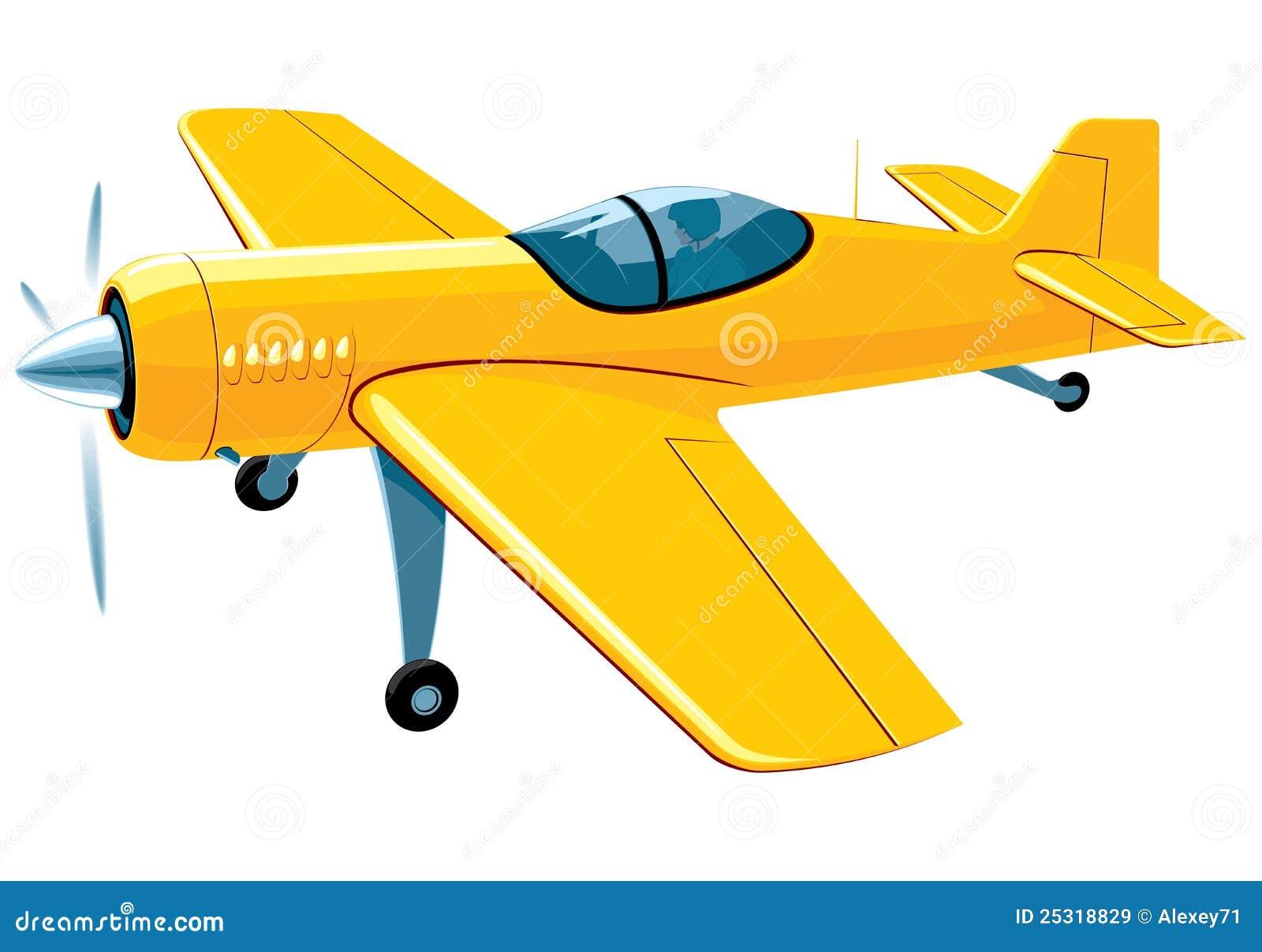 Avion de sport de vol