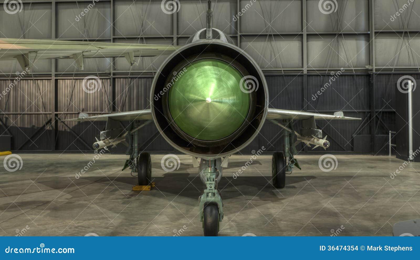 Aviones en el museo del U.S.A.F., Dayton, Ohio