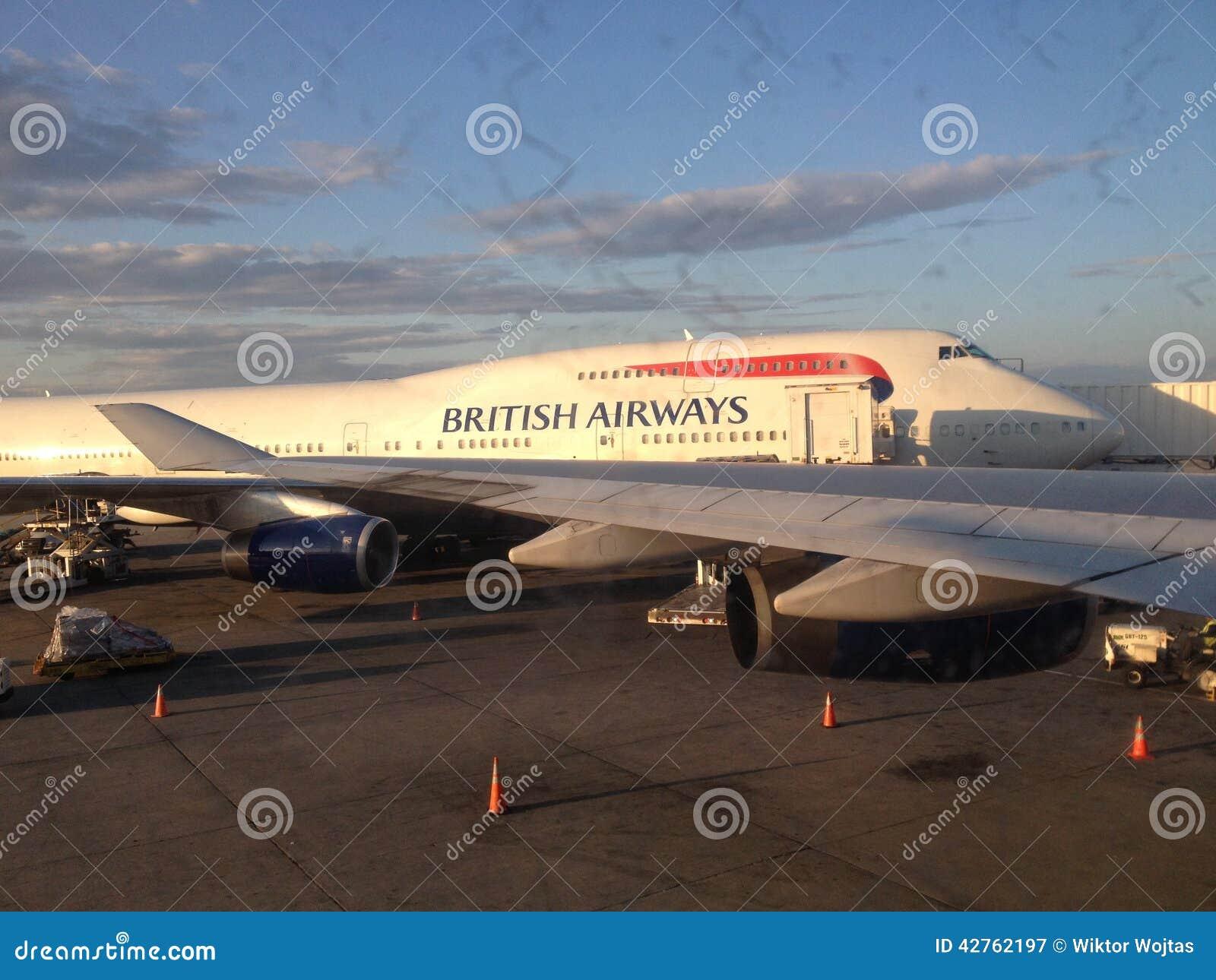Avions de British Airways