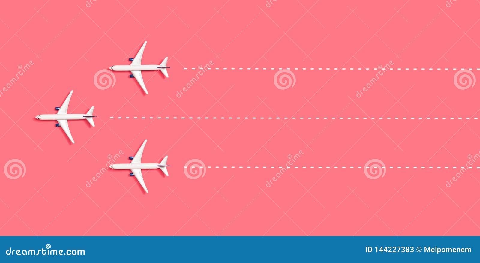 Avions miniatures de jouet