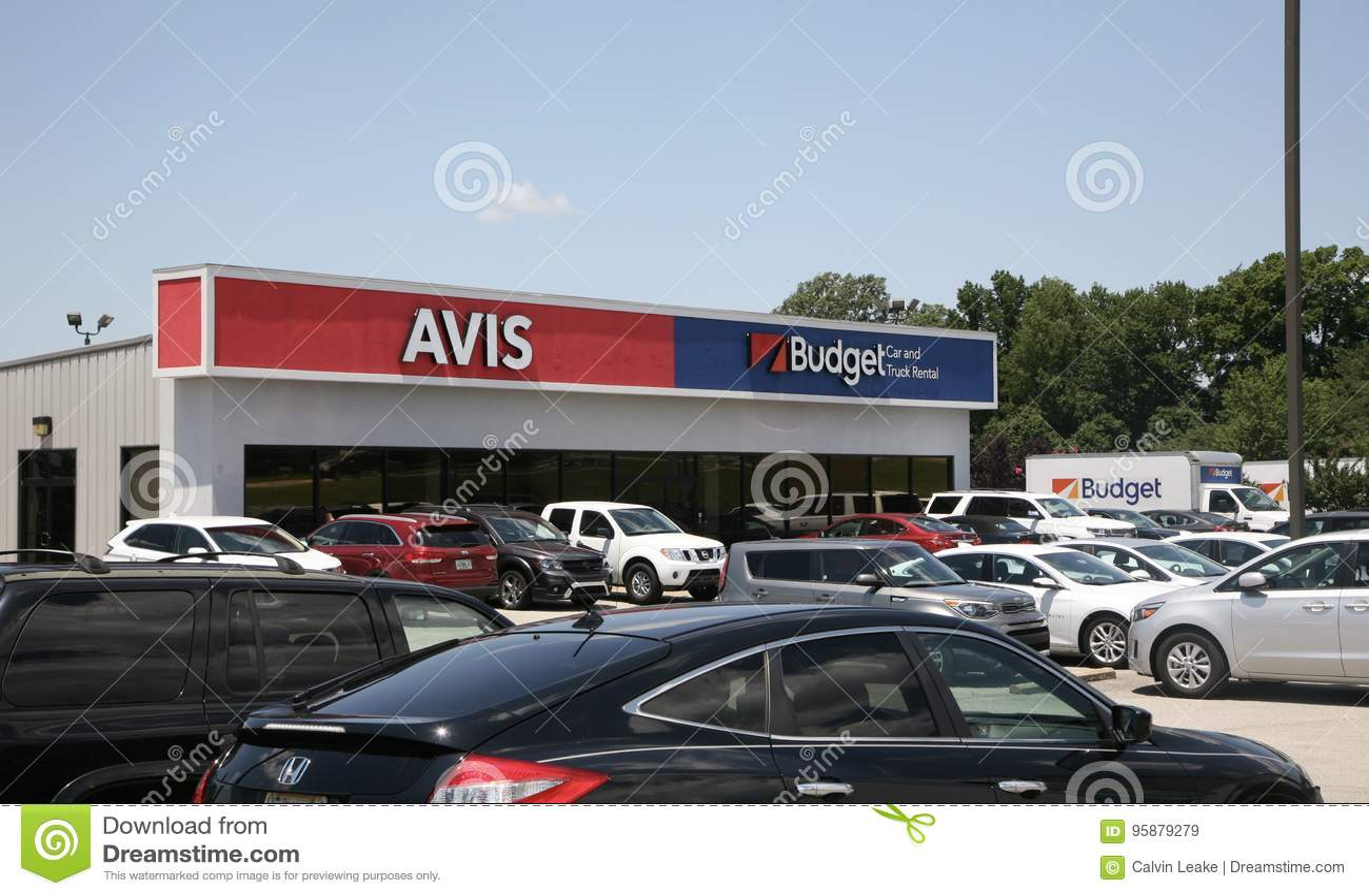 Avis i Budżetujący Samochód Wynajem Firma