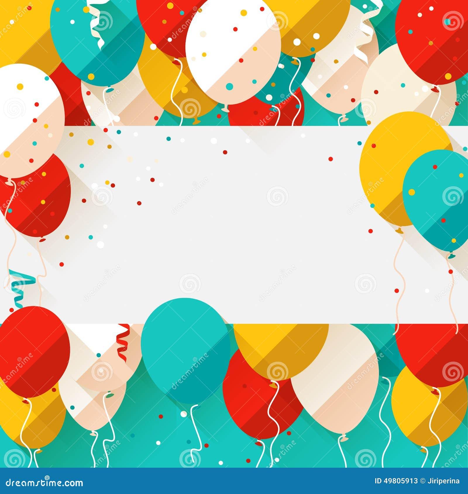 Aviso cartel aviador del feliz cumplea os ilustraci n del for Cartel oficina