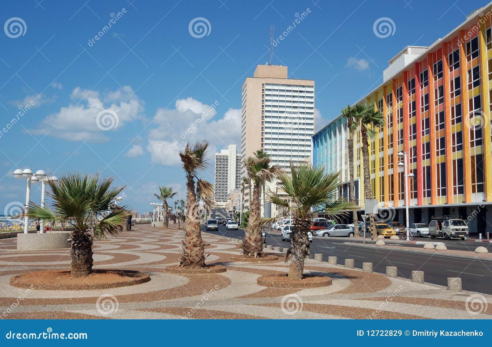 Avive沿海岸区tel