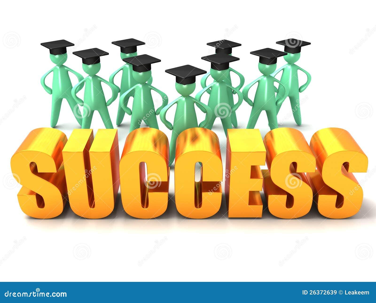 Avläggande av examenframgång