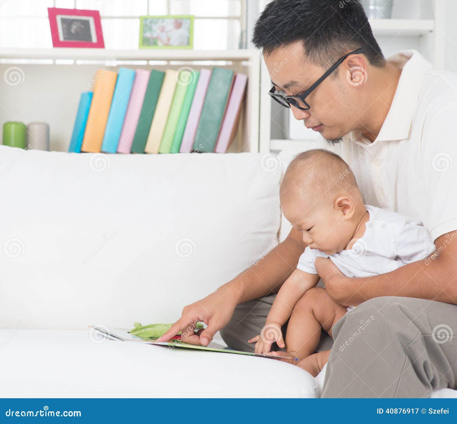 Avla och behandla som ett barn den läs- berättelseboken