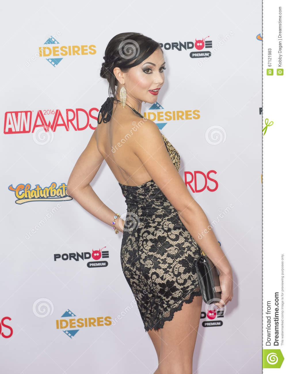 Las Vegas Jan 23 Adult Film Actress Ariana Marie Attends The 2016 Adult Video News Awards At The Hard Rock Hotel Casino On January 23