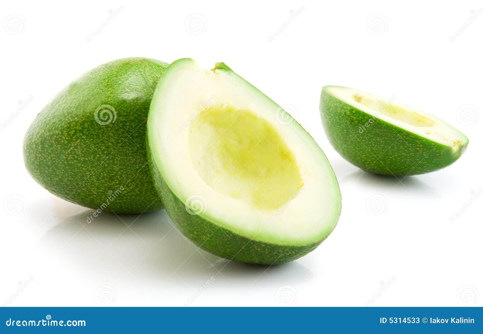 Download Avocado immagine stock. Immagine di background, fetta - 5314533