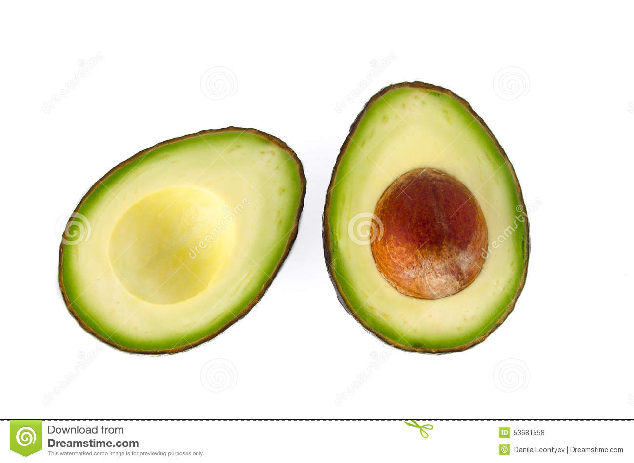 how to cut up a avocado