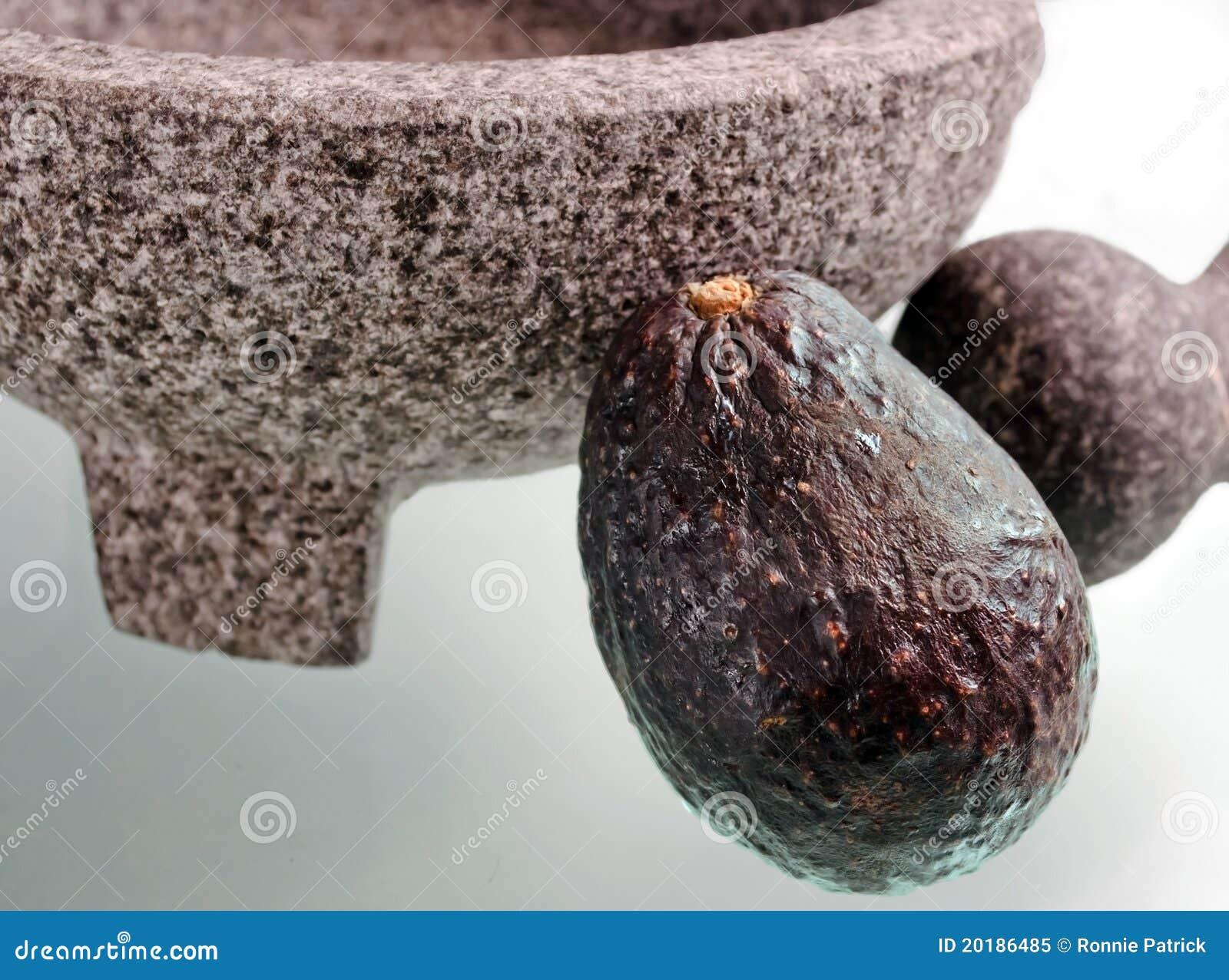 how to prepare avocado eeds