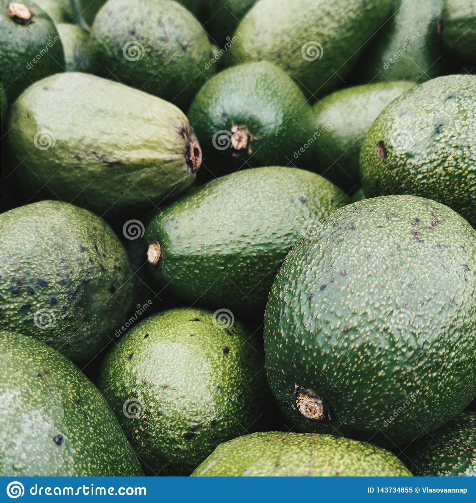 Avocado. It is for salads or sandwiches.