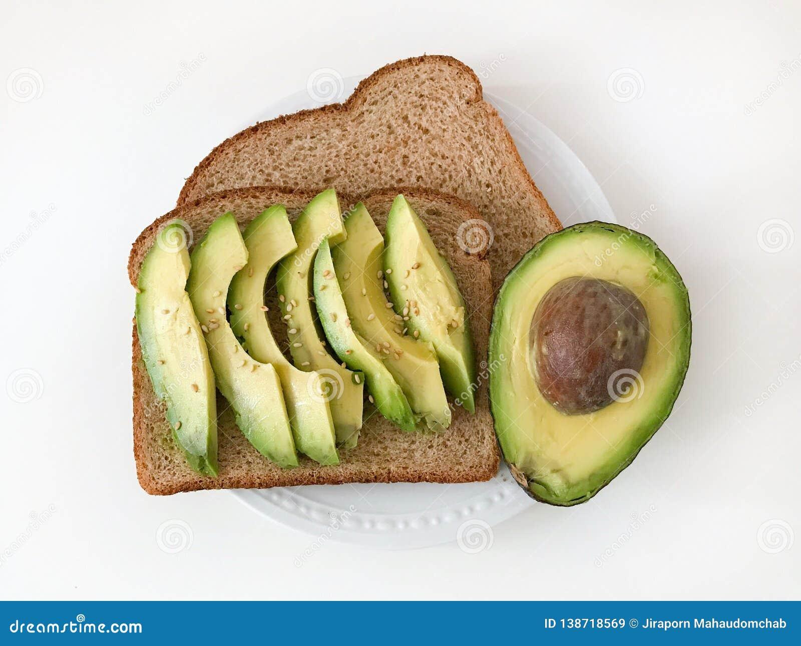 Avocadotoost