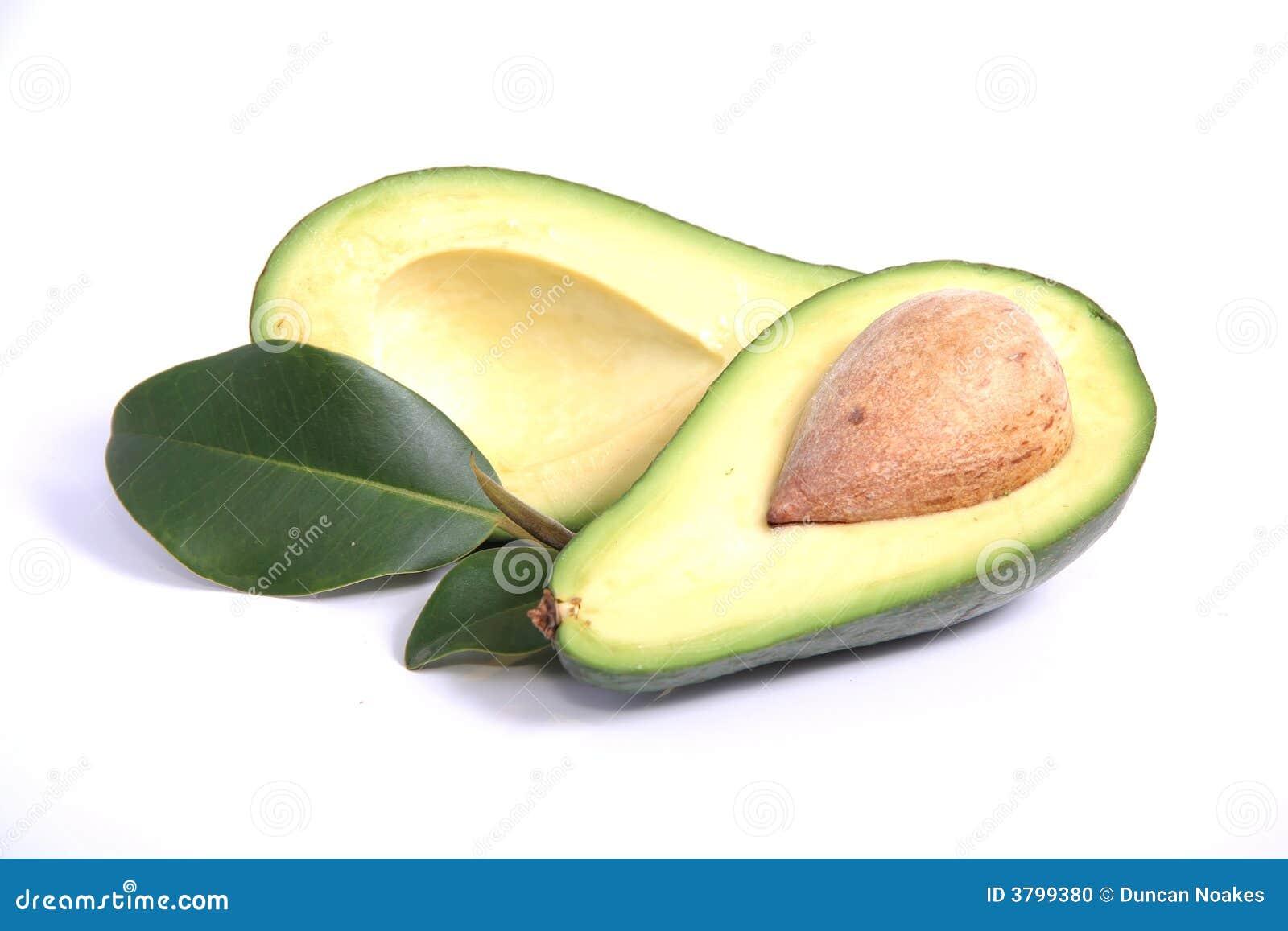 Avokadofruktpear