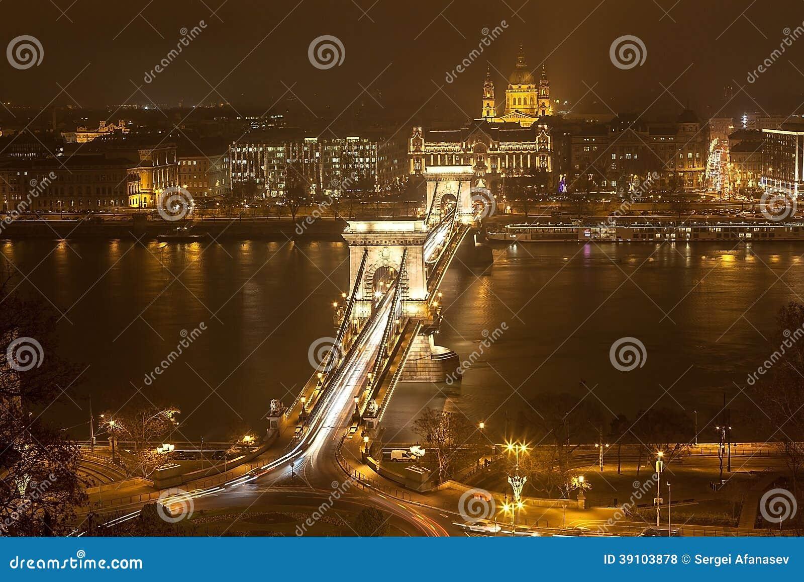 Avond Boedapest.