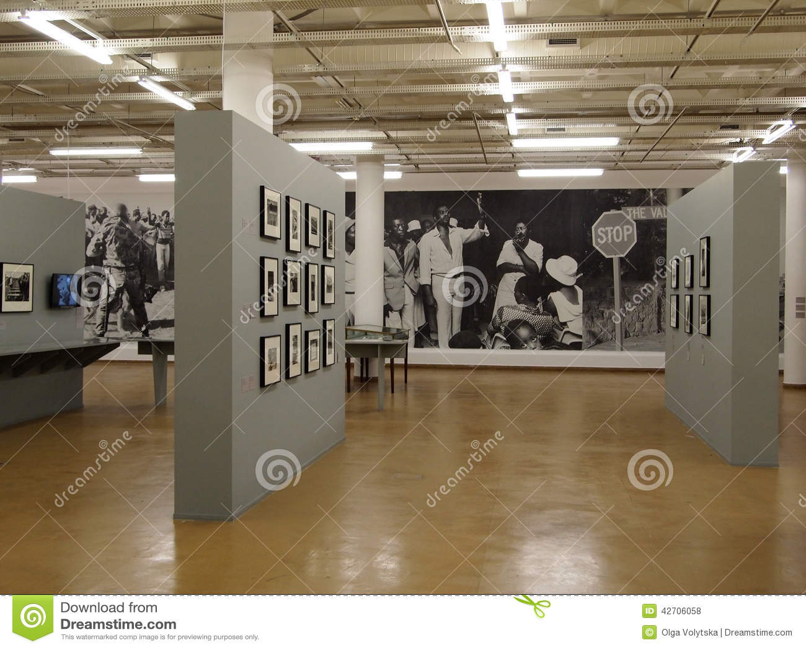 30, avril - 2014 Musée d apartheid johannesburg l Afrique du Sud