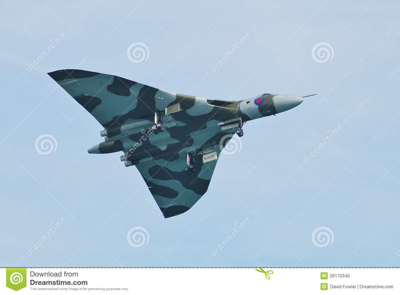 Eastbourne Air Show >> Avro Vulcan B.Mk2 Bomber Aircraft Editorial Image - Image of east, flight: 26170340