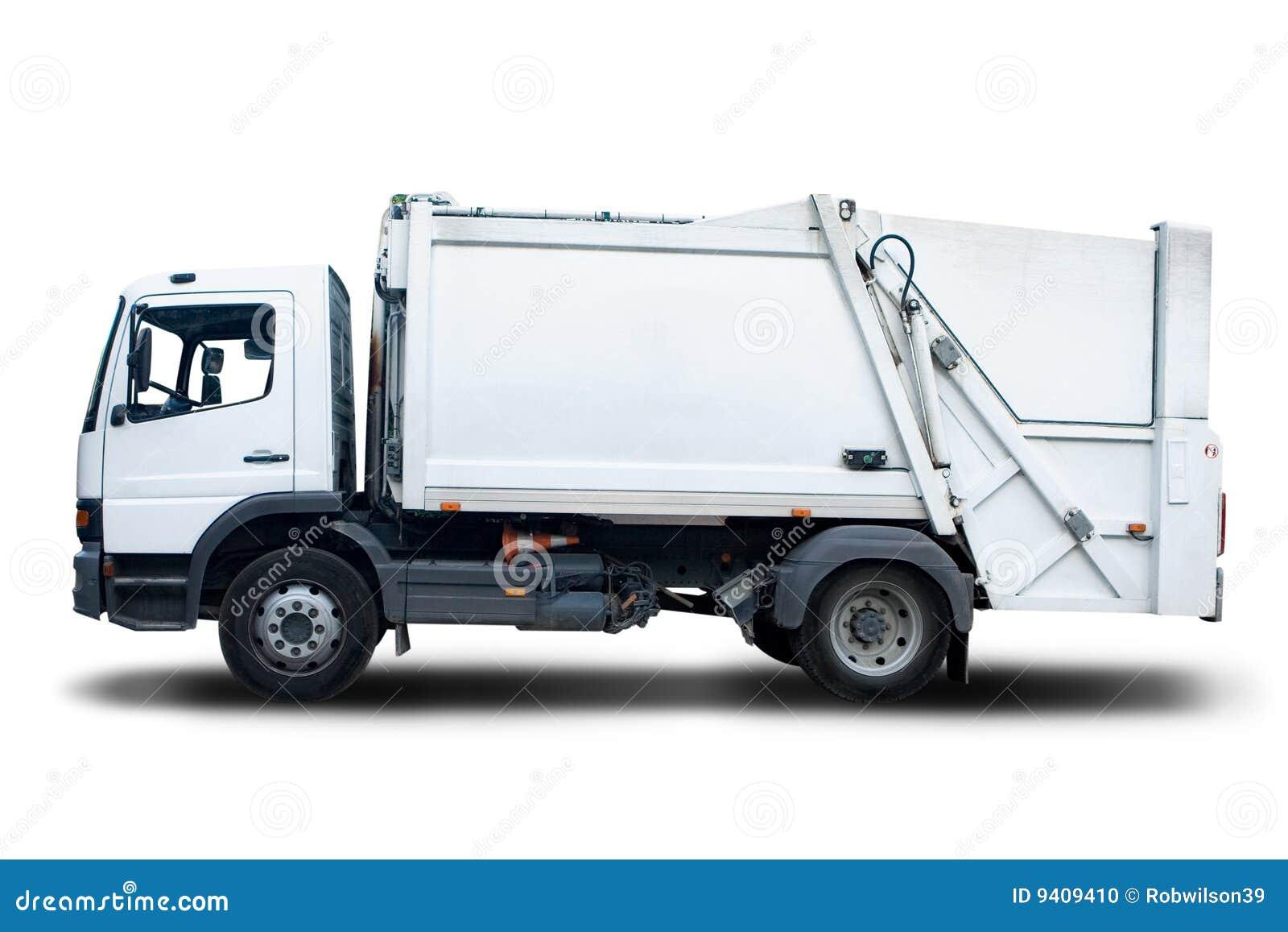 Avskrädelastbil