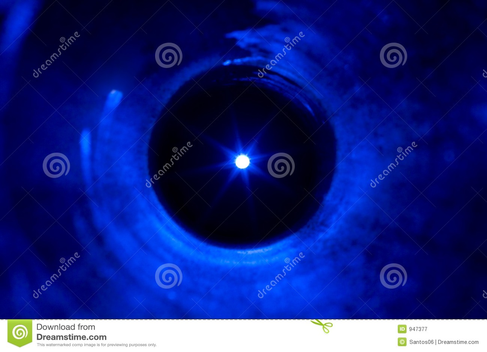 Avsluta den ljusa tunnelen