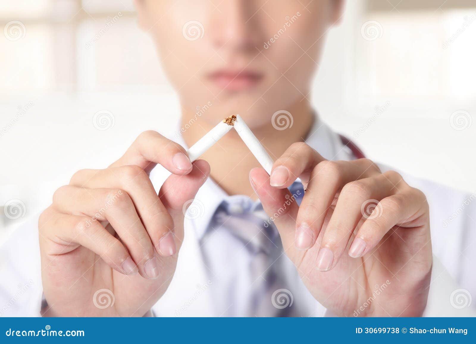 Avslutat röka