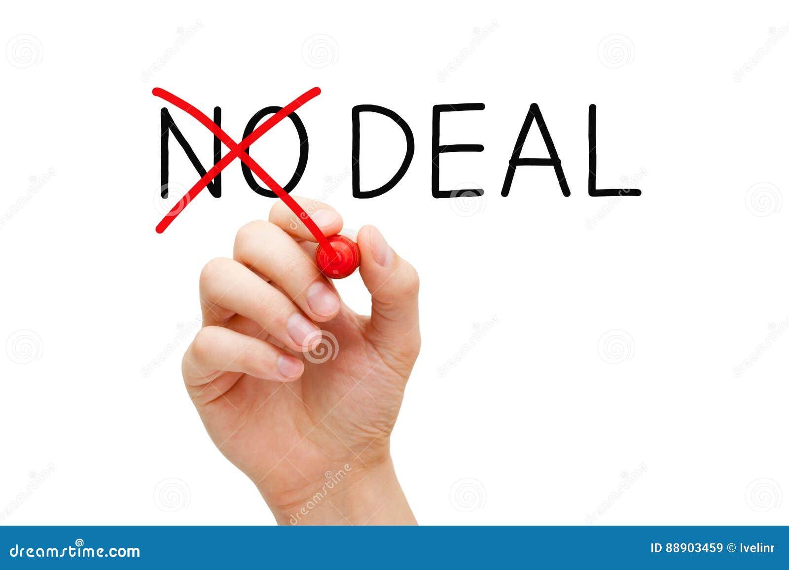 Avtal eller inget avtalsbegrepp
