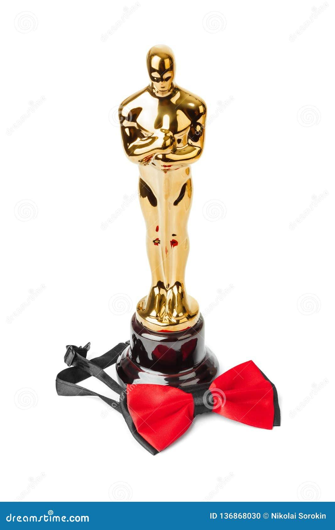Award of Oscar ceremony and bow tie