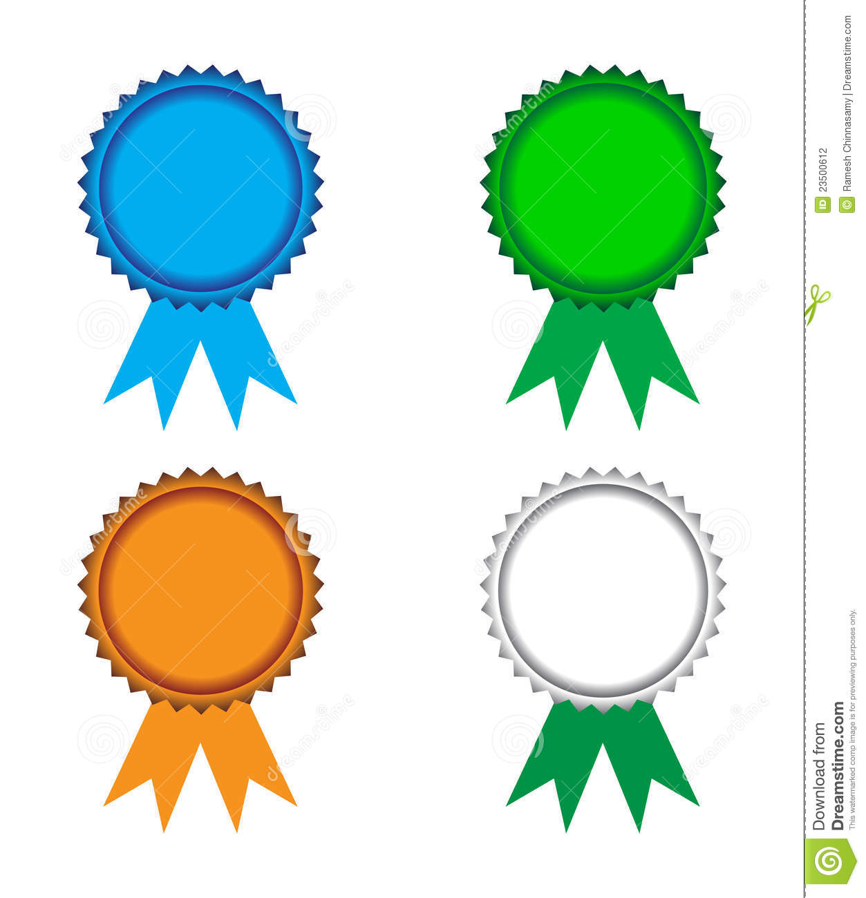 award ribbon clipart