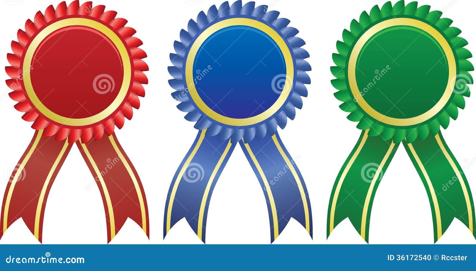 Award Ribbons Stock Photo - Image: 36172540