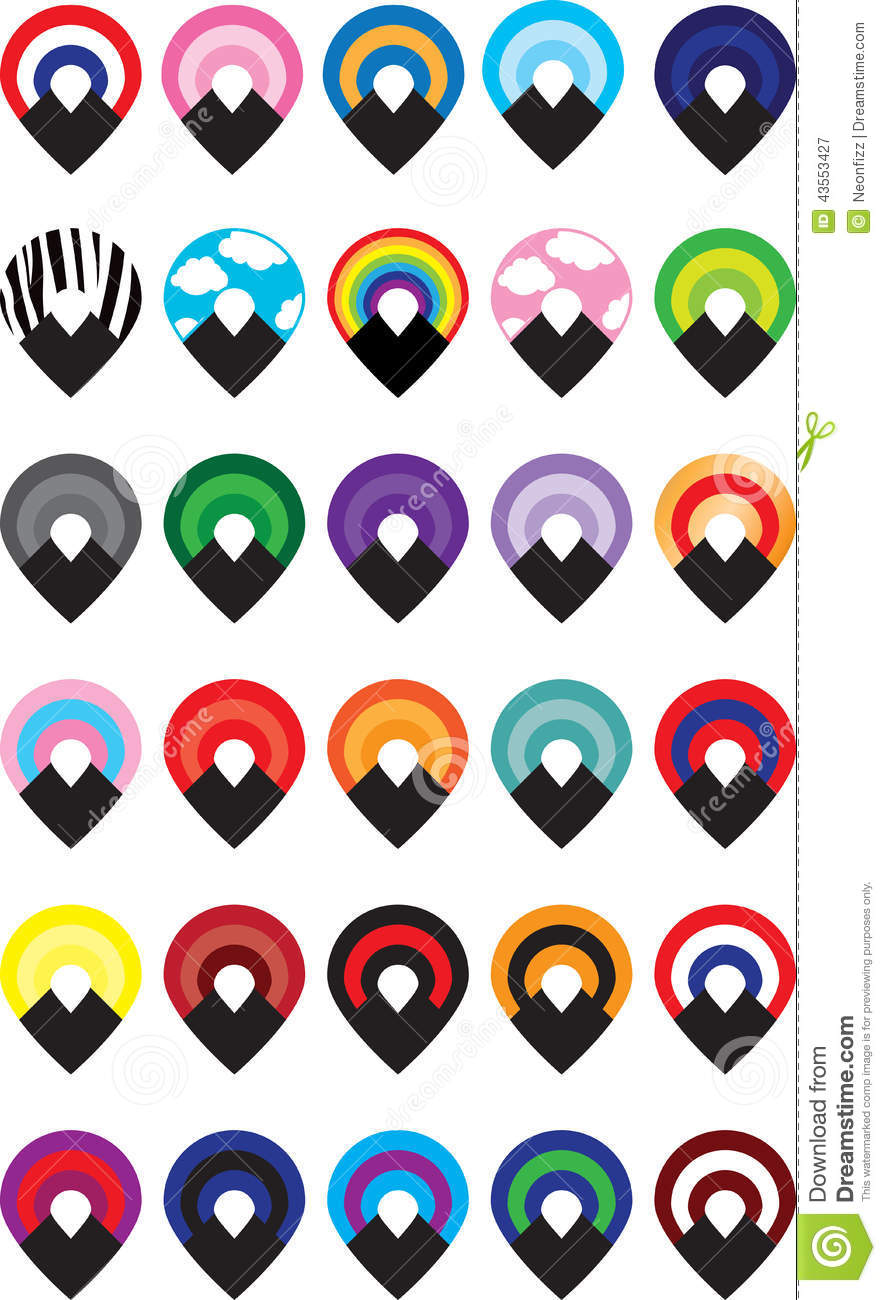 Awareness Google Maps Markers Stock Illustration ... on google maps navigation, google folder, google current traffic, google maps logo, google family clip art, google maps background, google old, google mirror, google event, google spin, google maps crime, google maps location history, google maps pokemon, google maps app, google local, google maps traffic, maps that you can pin, google maps arrow, google answers, google mail,