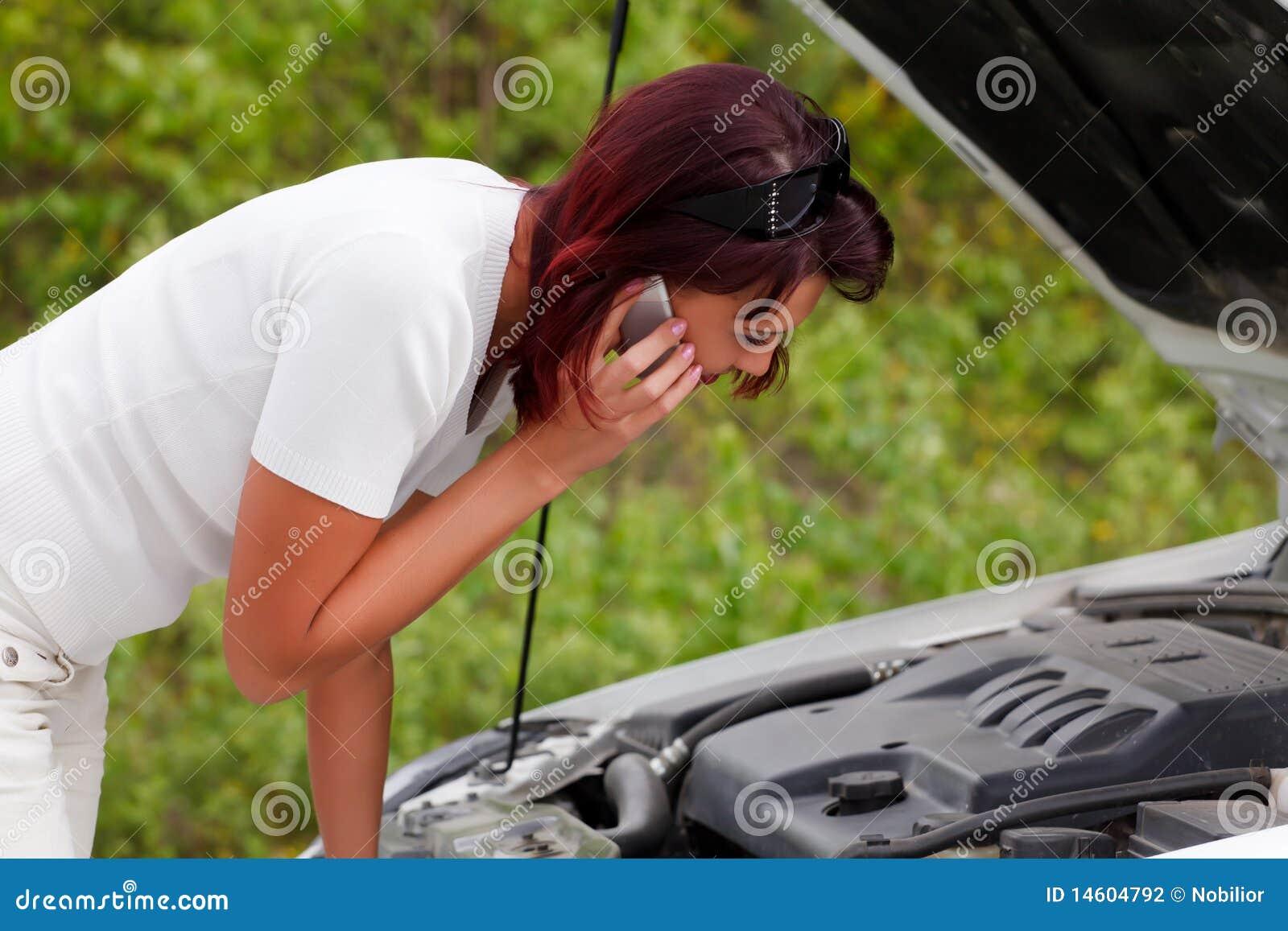 Awaria silnika