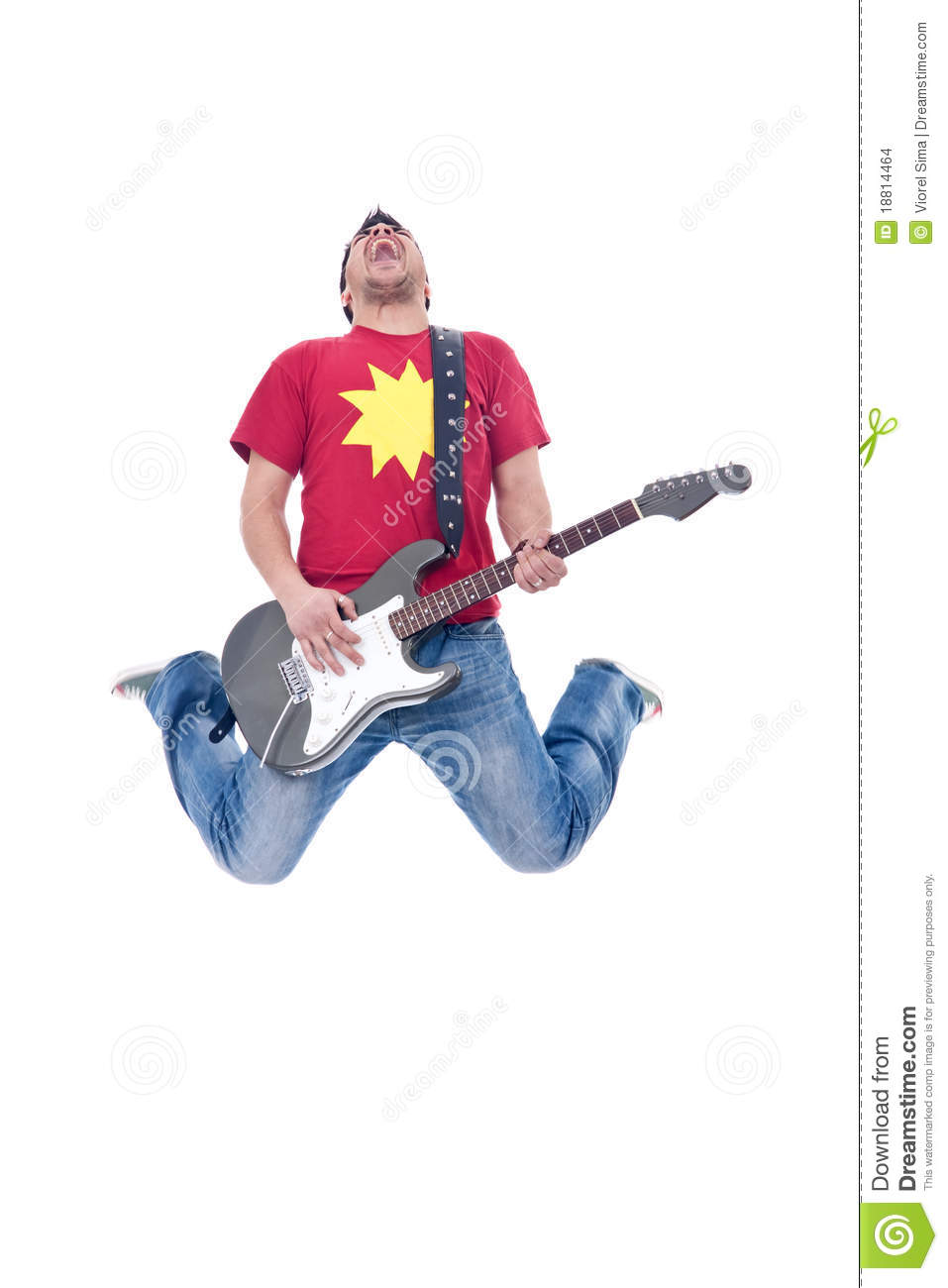 how to play awesome god on guitar