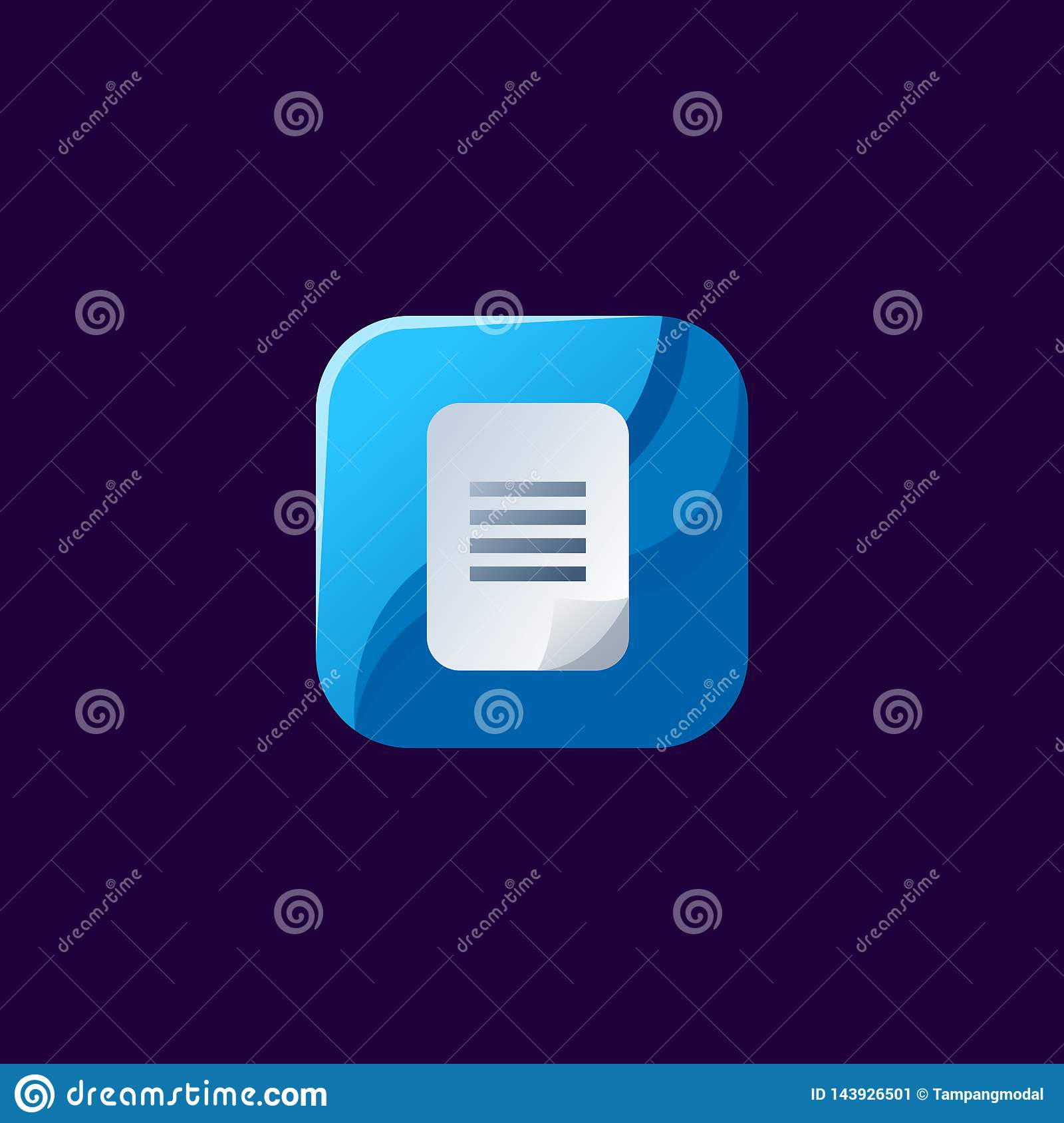 Awesome list icon design ready to use