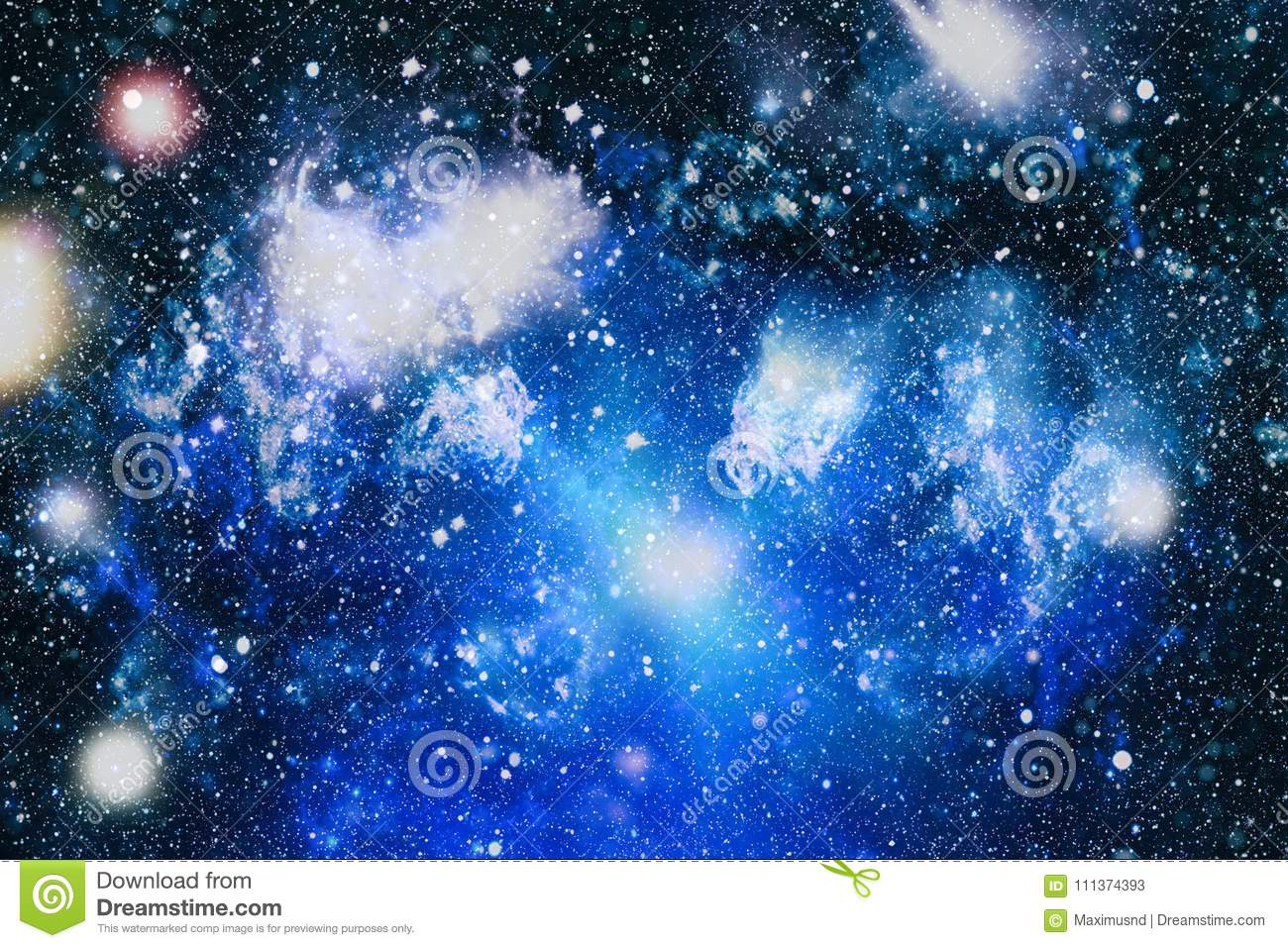 Awesome Nebula In Deep Space Galaxy And Nebula Abstract Space Background Stock Illustration Illustration Of Comet Dust 111374393