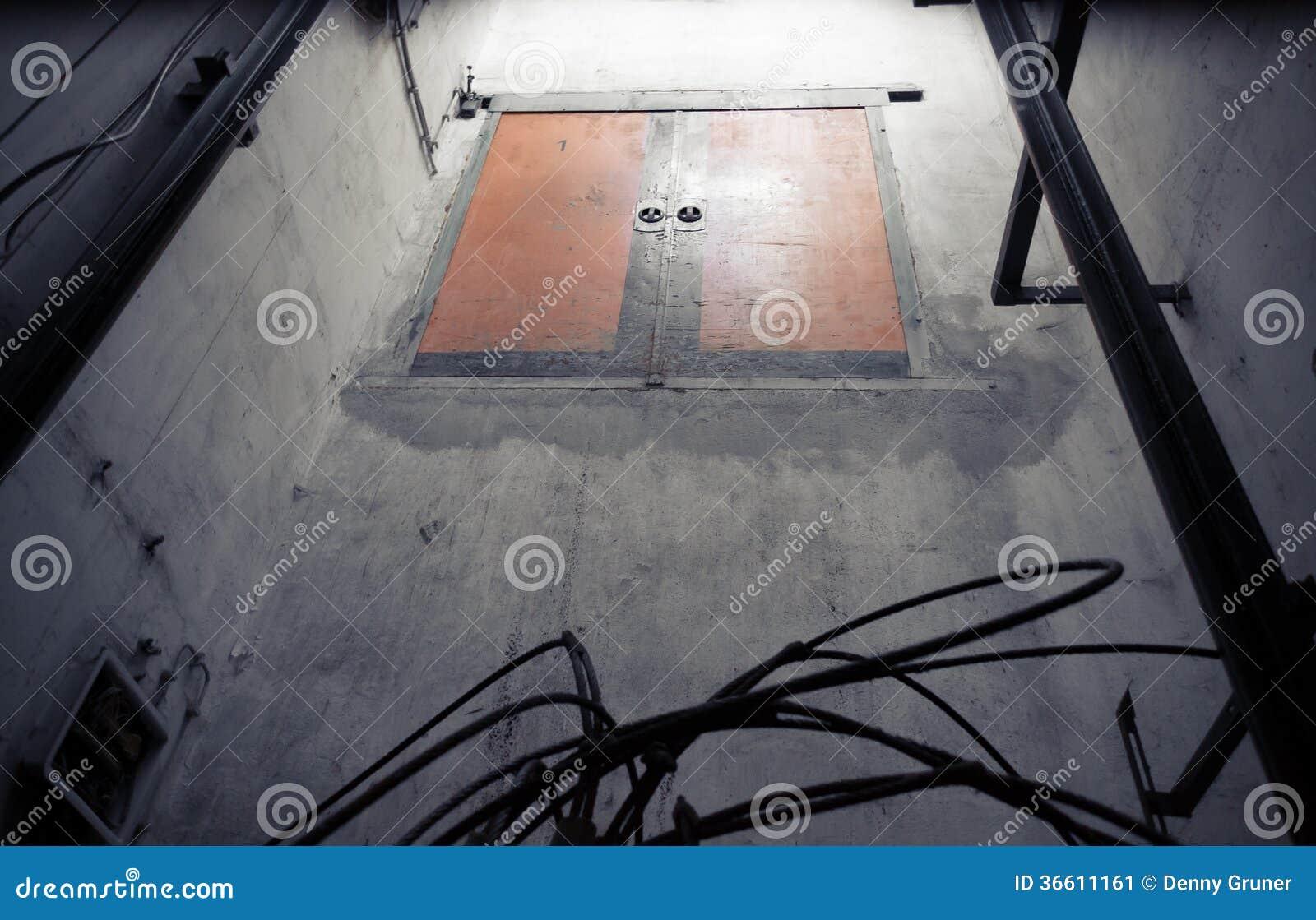 Axe d ascenseur