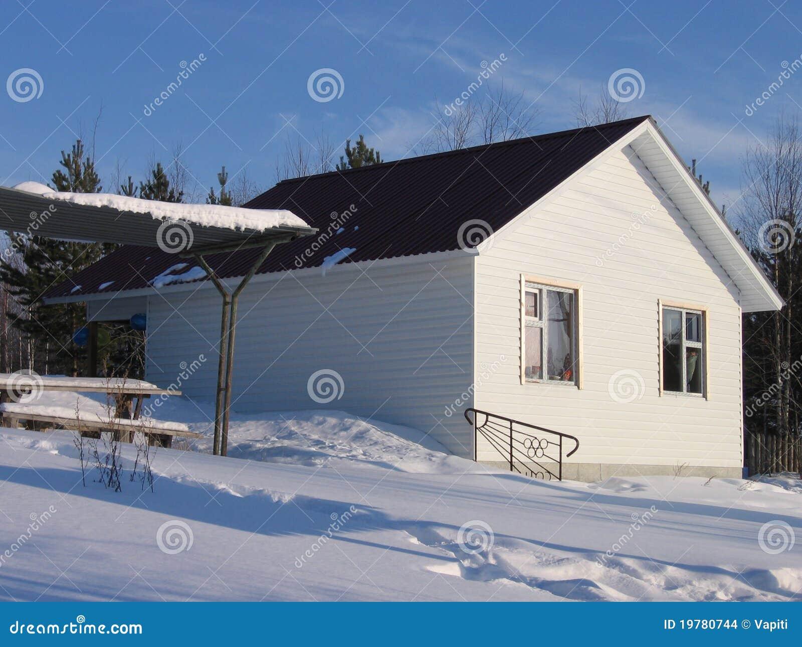 Axelhussiberia vinter