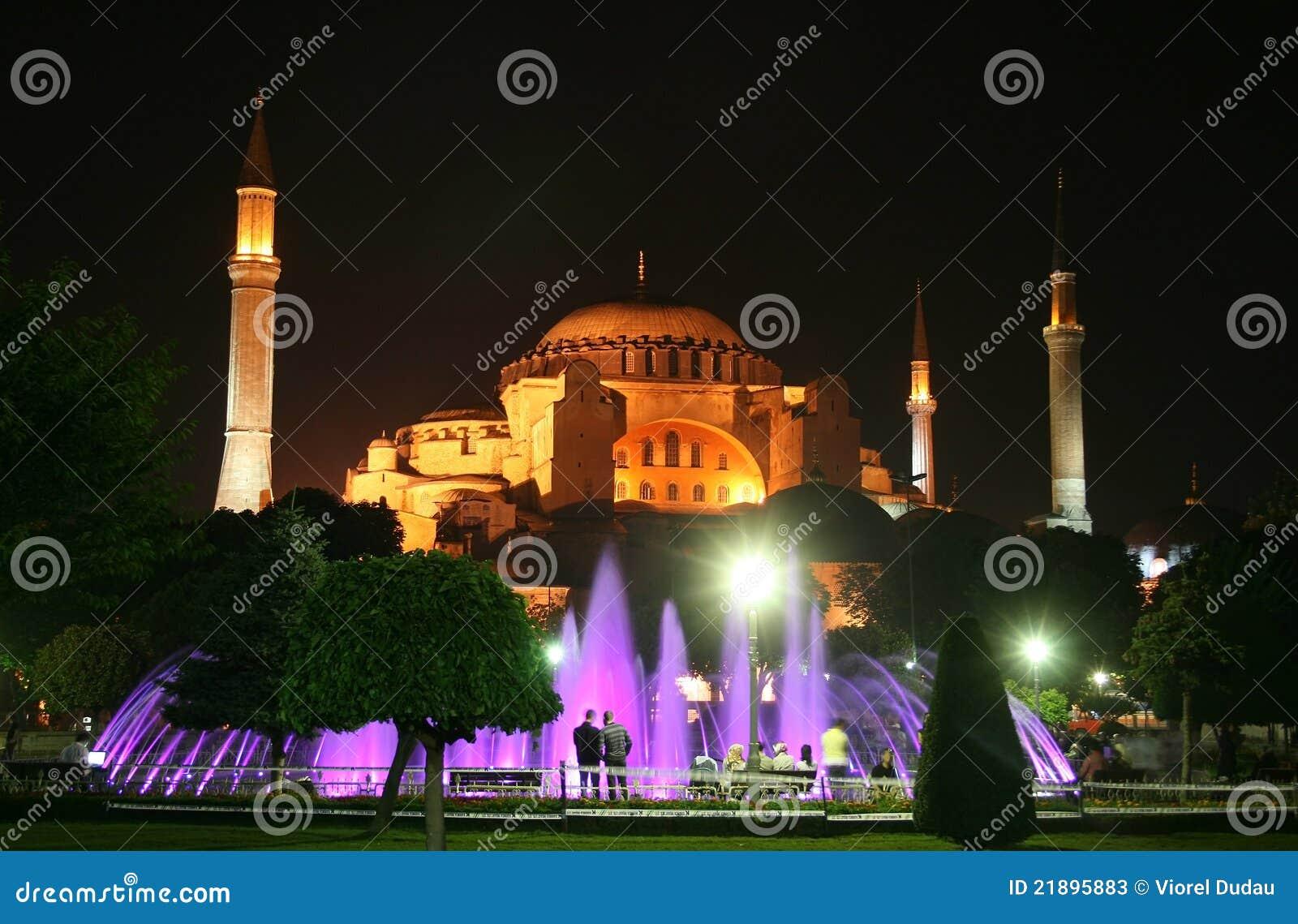 Aya Sofía (Hagia Sophia)