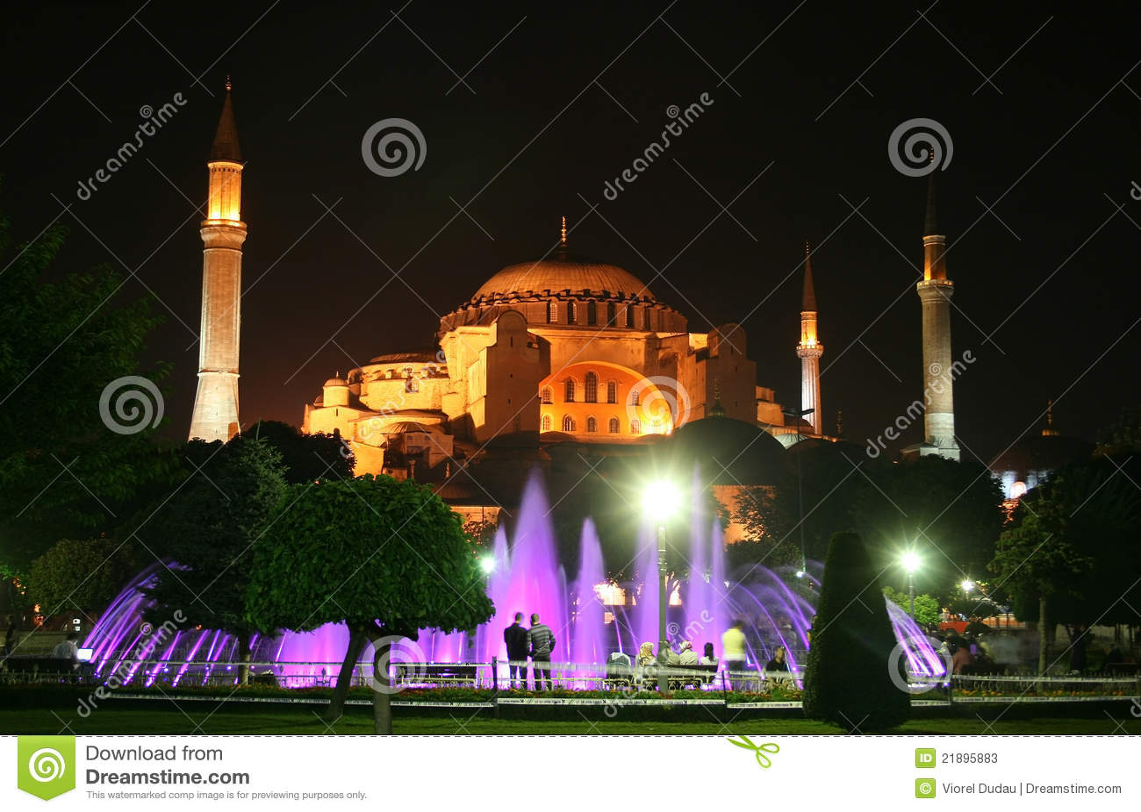 Aya Sofia (Hagia Sophia)