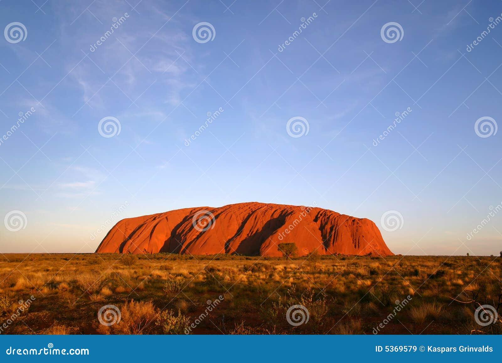 Ayers rock uluru australii