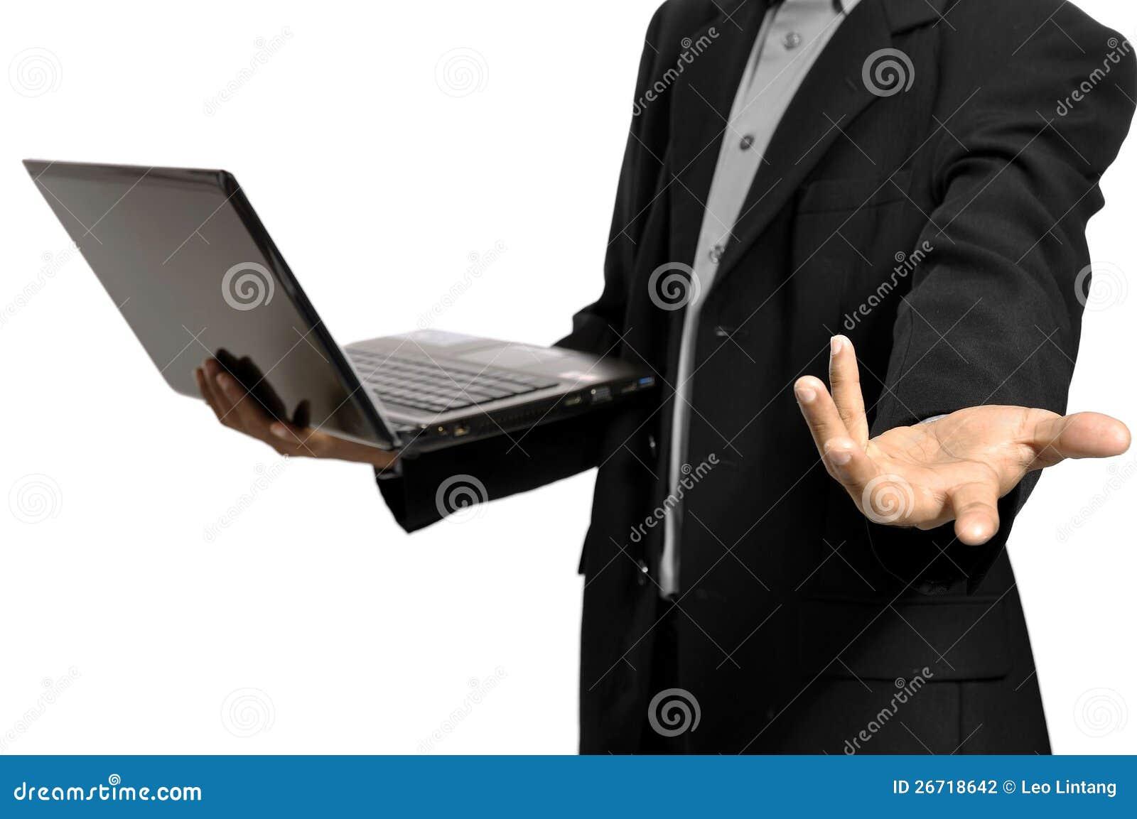 Ayuda usando la computadora portátil