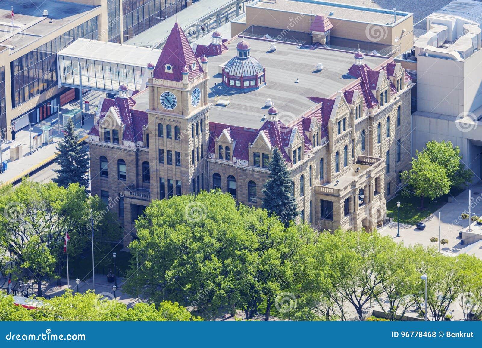 Ayuntamiento Calgary