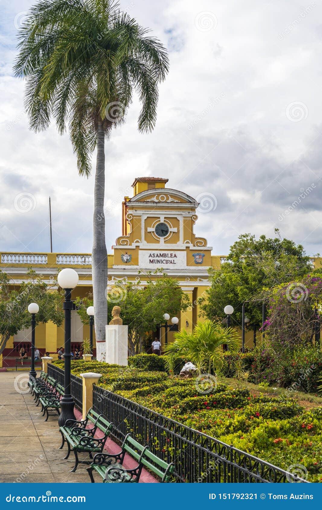 Ayuntamiento, Trinidad, Cuba