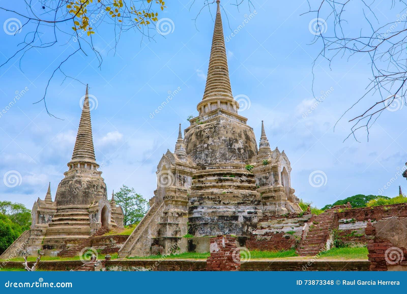 Ayutthaya Historical Park, Phra Nakhon Si Ayutthaya ...