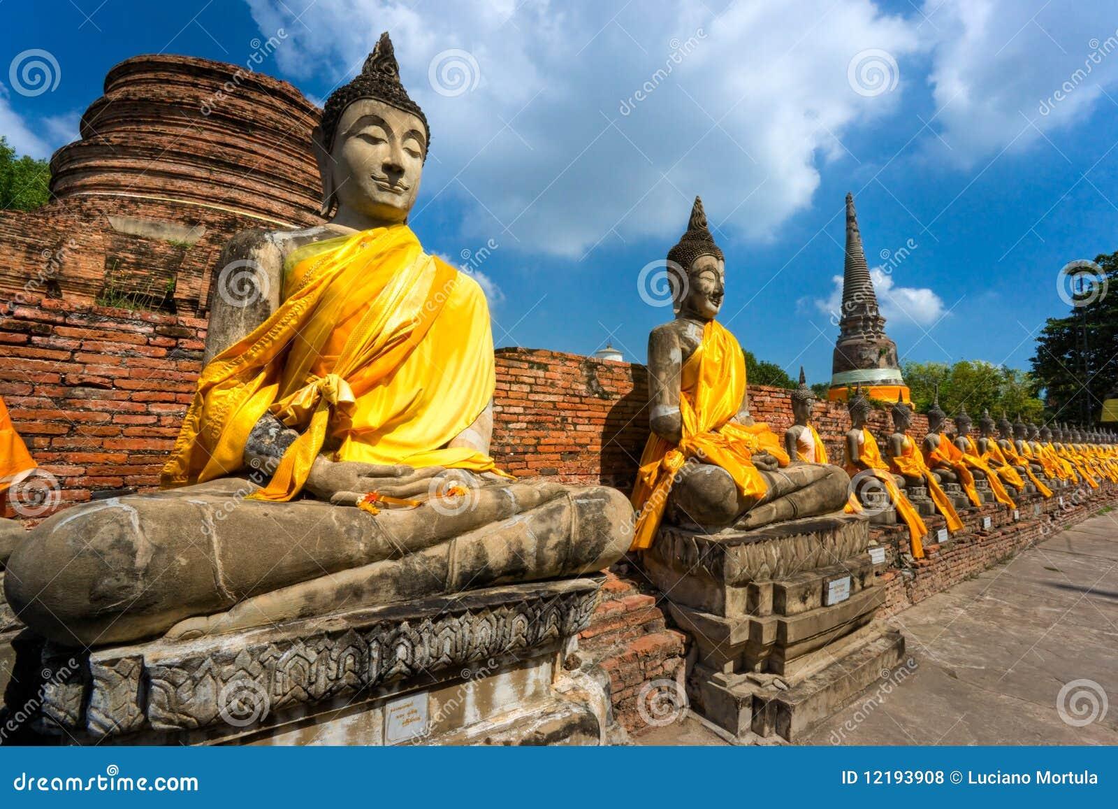 Ayutthaya, Thailand,