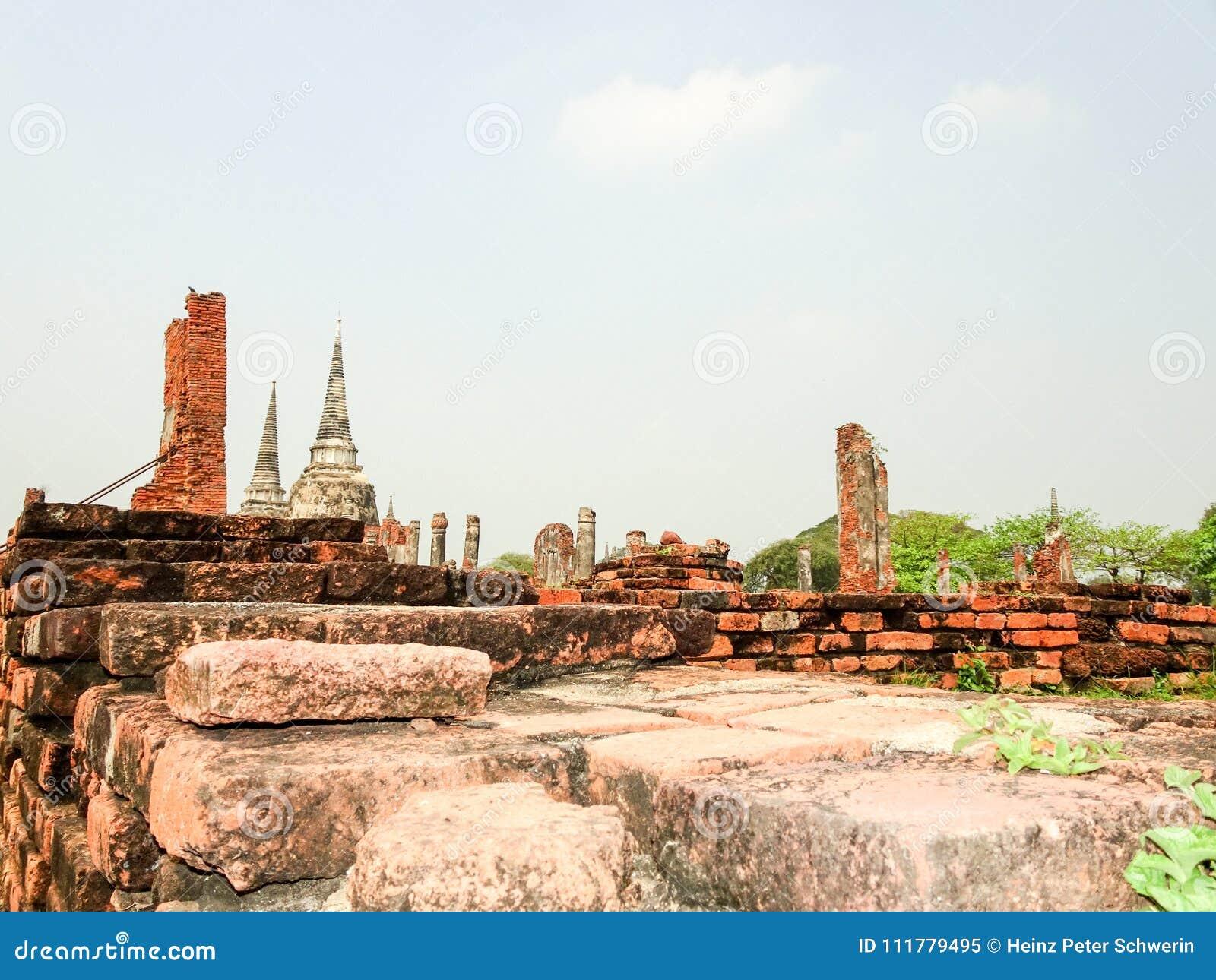 Ayutthayakapitaal van het Koninkrijk van Siam