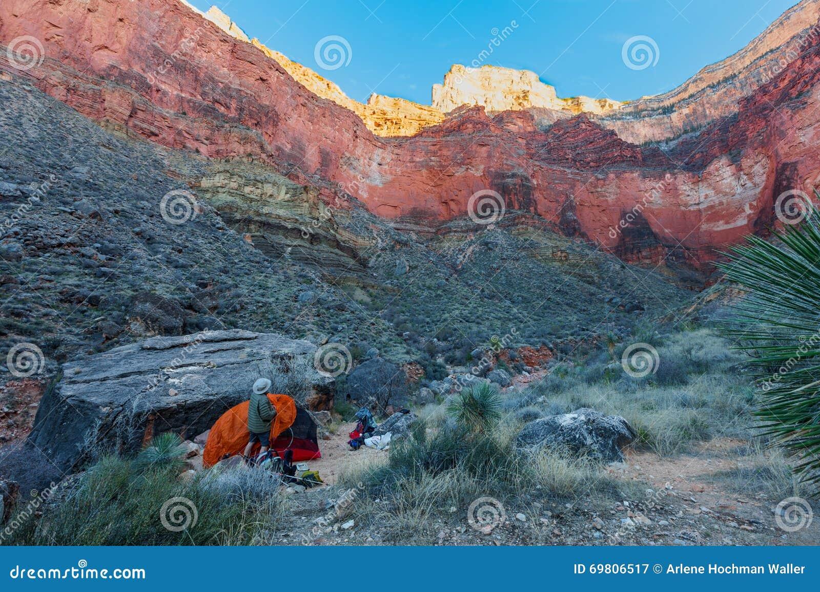 AZ-großartige Schlucht-nationale Park--Tontospur West